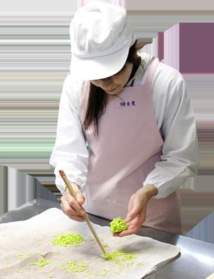 生菓子 製作者