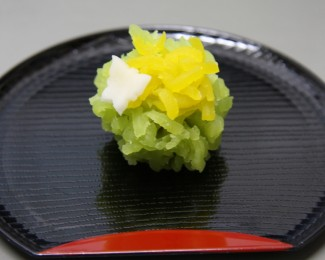 菜の花(きんとん・こし餡)